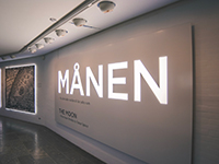 Interior signs for MANEN
