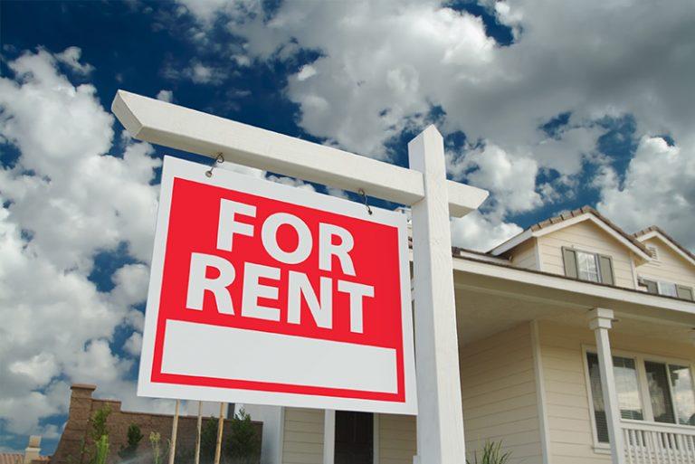 Custom tenant signs